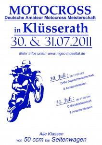 Plakat & Flyer 2011